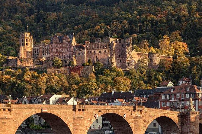 Excursion d'une demi-journée à Heidelberg, au départ de Francfort ...