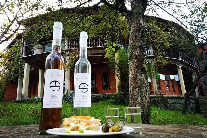 """Make your own """"Chacha"""" at home distillery! Near Kutaisi"""