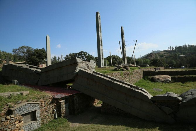 Day Trip To Axum