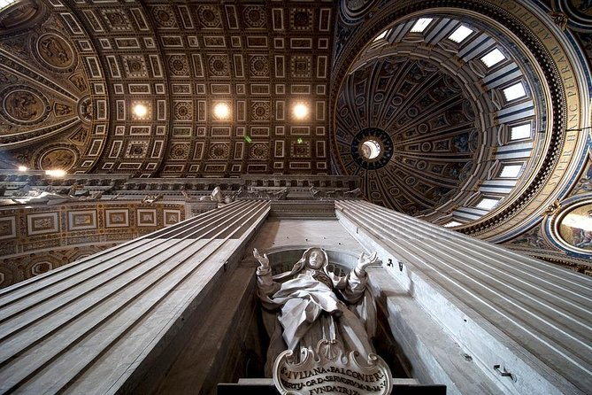VIP Private Tour: Vatican Museums, Sistine Chapel and St. Peter's Basilica photo 8