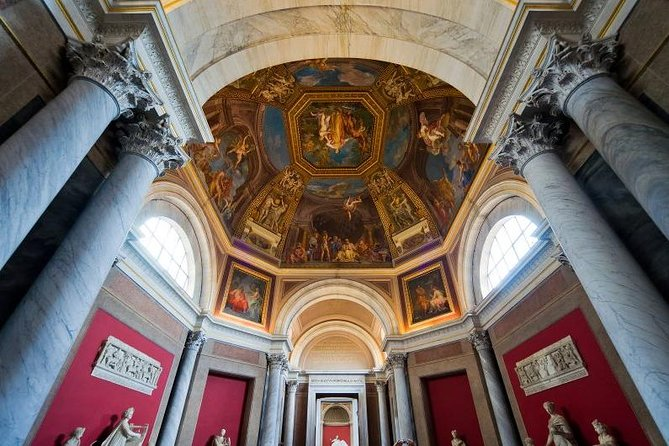 VIP Private Tour: Vatican Museums, Sistine Chapel and St. Peter's Basilica photo 3