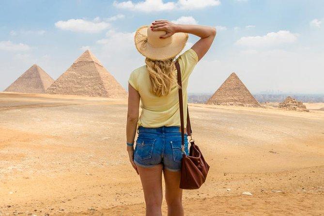 Private Tour to Giza Pyramids and private Photo Session