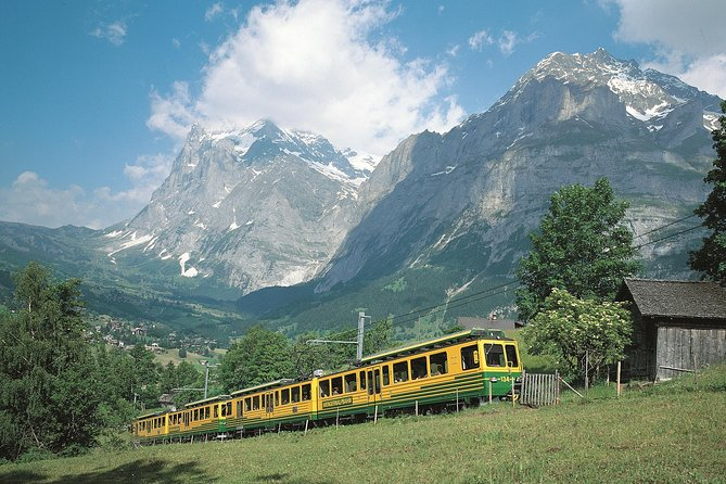 Eiger and Jungfrau Panorama Day Trip from Lucerne photo 9