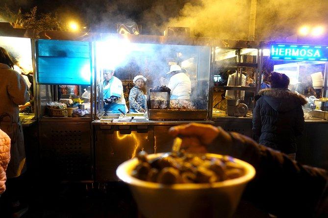 Street Food + Local Drinks