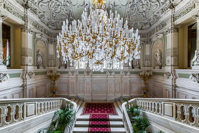 Private tour to the Yusupov palace in Saint Petersburg