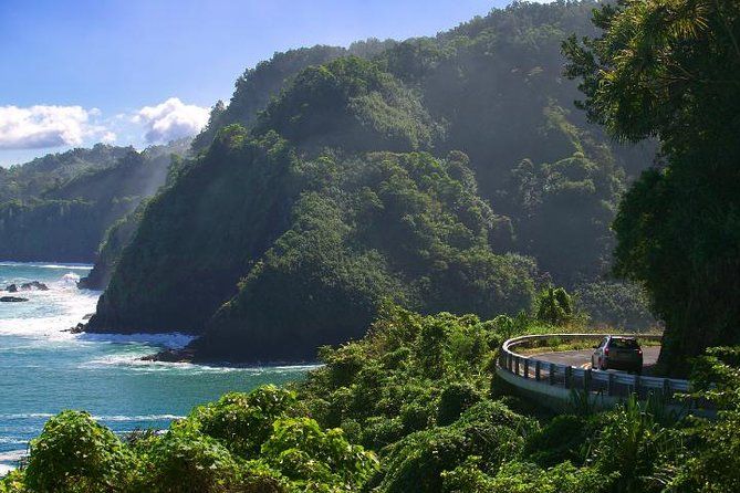 Private Road to Hana Jeep Tour from Olowalu