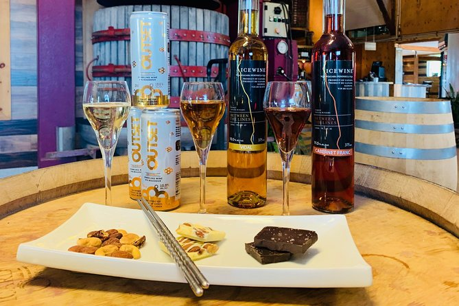 Niagara's Decadent Icewine and Chocolate Tasting