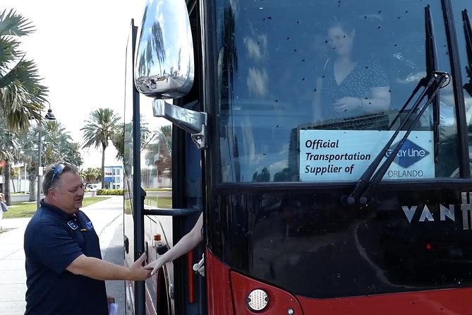 Clearwater Beach Bus Express
