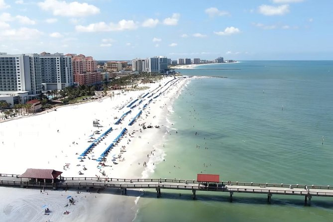 Clearwater Beach Day Trip from Orlando with Optional Upgrades