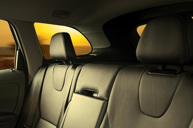 RoundTrip transfer in private minivan from-to HoustonAirport in Houston Downtown