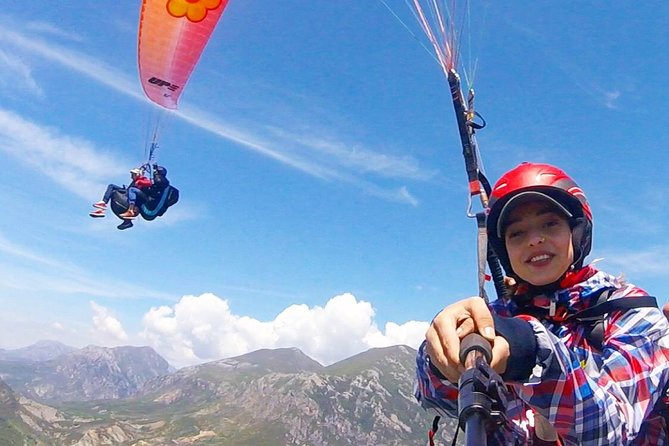 Fly Tandem Paragliding Experience