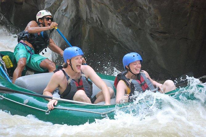 Chorro Rafting