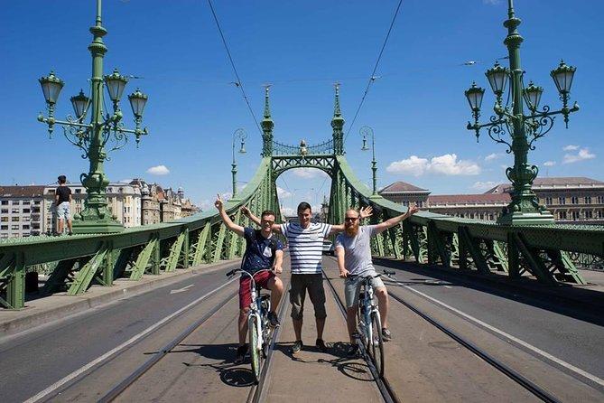 Budapest Bike Ride