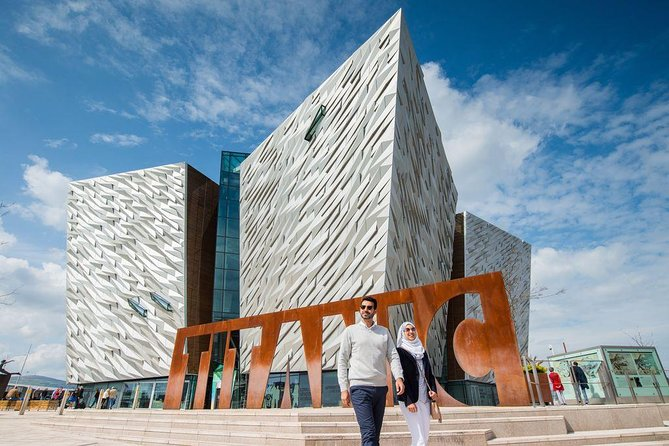 Belfast Day Tour From Dublin: Including Titanic Experience