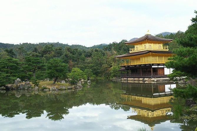 Kyoto Arashiyama & Golden Pavilion One day Fulfilling Tour