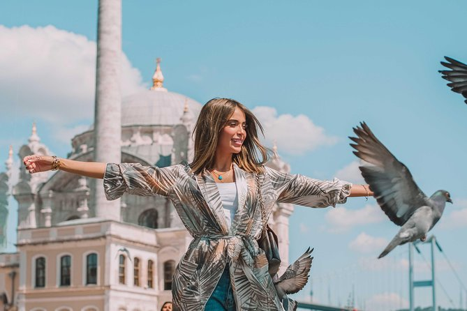 Private Photo Session with a Local Photographer in Istanbul