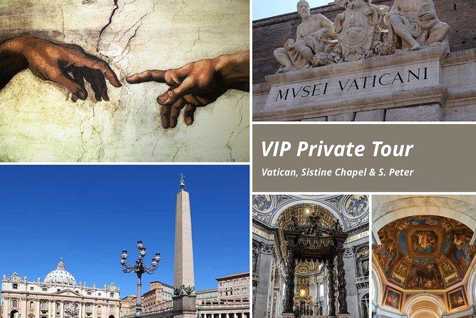 VIP Private Tour: Vatican Museums, Sistine Chapel and St. Peter's Basilica photo 1