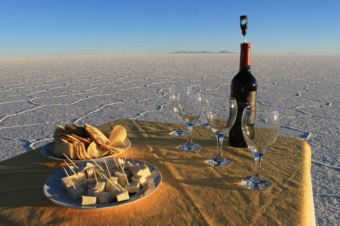 Uyuni Salt Flat Tour 1 day + Sunset / Private Service