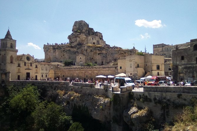 Full immersion walking tour of Matera