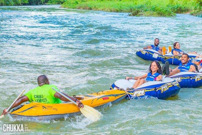 Chukka's Jungle River Tubing Safari
