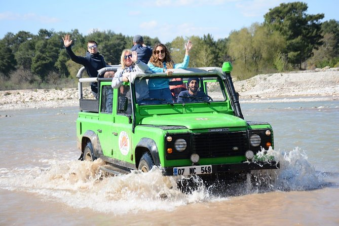Belek Jeep Safari