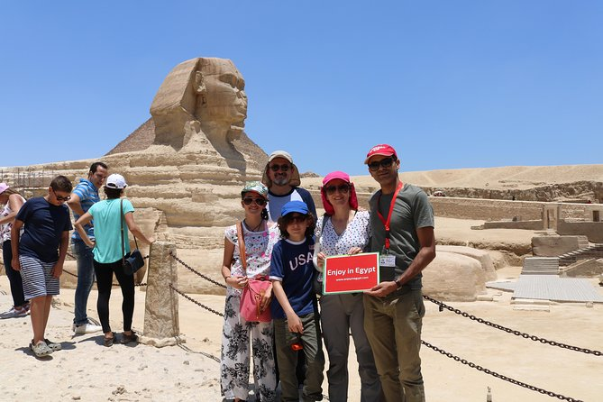 Cairo: The Egyptian Museum and Giza Pyramids & Sphinx - Full Day Tour