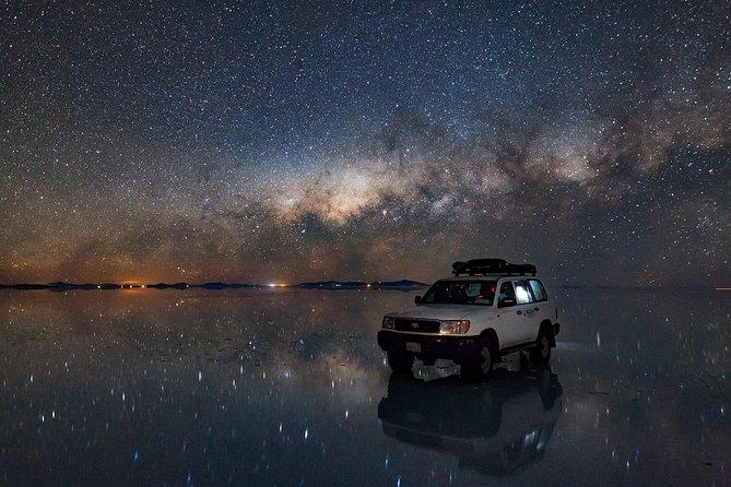 Uyuni Salt Flats (Stars + Sunrise) | English Speaking Guide | Private Service