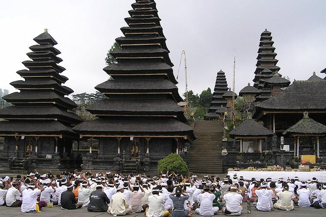 To Visit Inspiring Wonderful East Bali Besakih Mother Temple