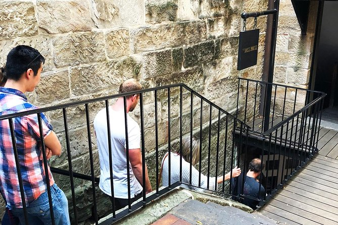 Convicts and The Rocks: Sydney's Walking Tour Led by Historian