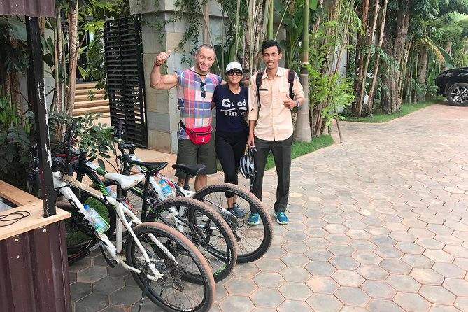 Private Special Angkor Biking Tour photo 4