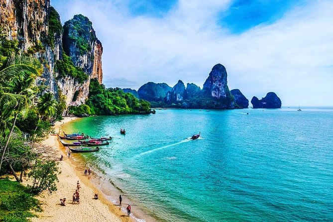 Krabi 5 Islands & Yao Island Speedboat Tour from Phuket photo 2