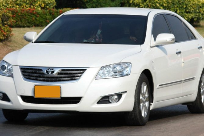 Transport (Koh Samui Airport to Taling Ngam Hotel)