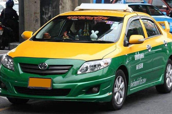 Transport (Krabi Airport to Klong Muang Hotel)
