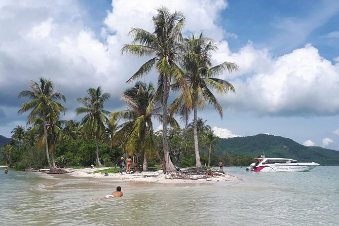 Krabi 5 Islands & Yao Island Speedboat Tour from Phuket photo 3