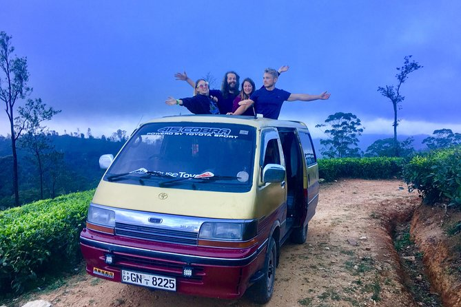 Multi-day trip with Chauffeur by car