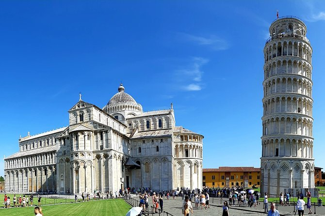 Private Transfer for families Pisa Apt- Florence with stop at the Leaning Tower