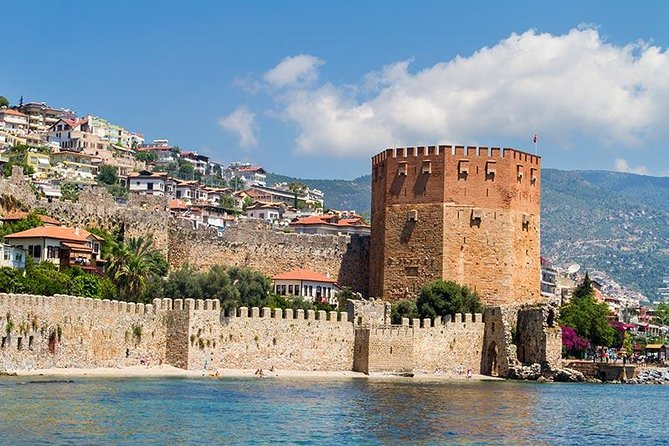 Alanya Mini City Tour with Cable Car