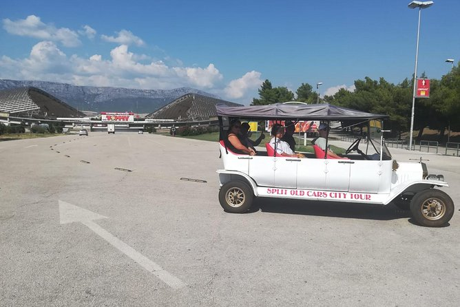 2-Hour Private Guided Tour of Split in a Classic Ford T