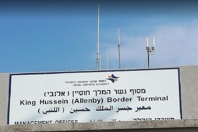 King Hussein Bridge Transfer to/from Dead Sea, Madaba, Airport, Amman