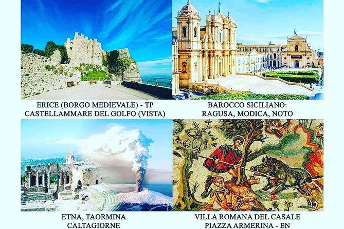 Sicily Adventure Tour