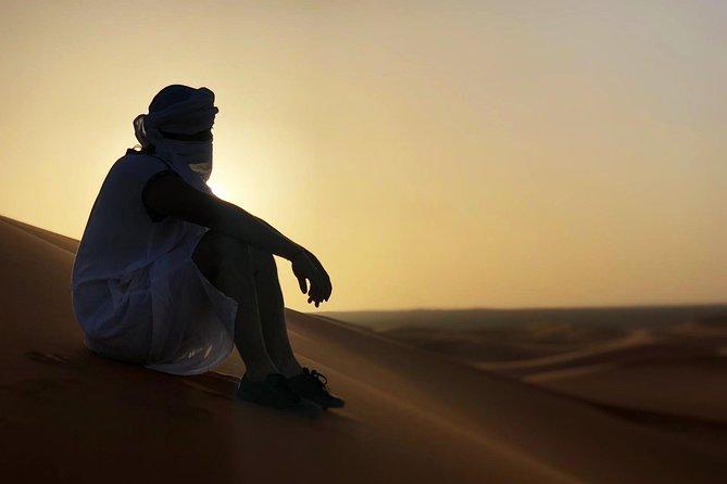 4-Day Guided Desert Tour from Marrakech