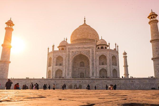 3 Day Golden Triangle Delhi Agra og Jaipur Privat tur fra Delhi