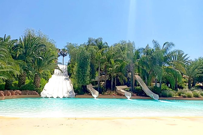 Admission Ticket: Oasiria Marrakech Water Park with Transfers Included