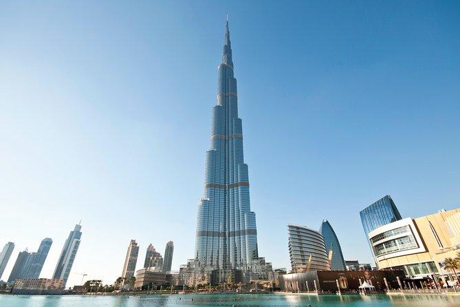 Modern Dubai City Tour (Half Day)