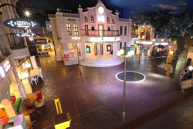 Kidzania The Dubai Mall