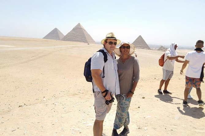 day tour to Giza pyramids , sakkara & Memphis by private car and driver only