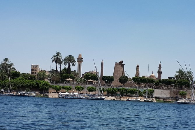 Day Tour from Airport to Luxor Monuments Include Lunch Transfers Entry Guide photo 17