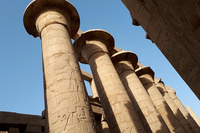 Day Tour from Airport to Luxor Monuments Include Lunch Transfers Entry Guide photo 7