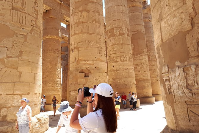 Day Tour from Airport to Luxor Monuments Include Lunch Transfers Entry Guide photo 2