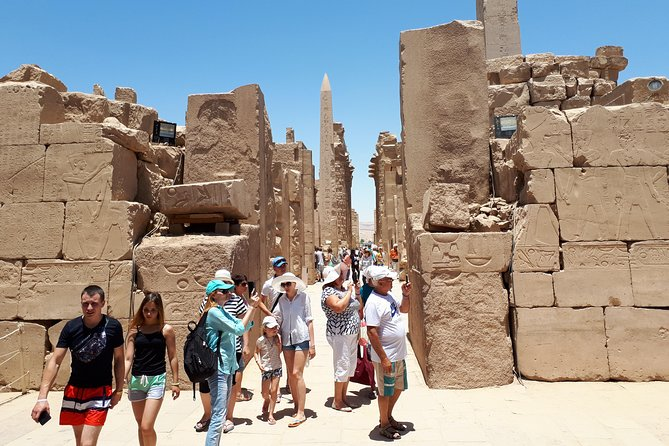 Day Tour from Airport to Luxor Monuments Include Lunch Transfers Entry Guide photo 24